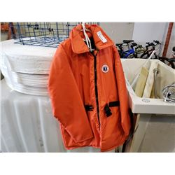 Mustang buoyant floater jacket