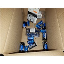 Box of batteries