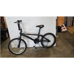 BLACK MONGOOSE BMX BIKE