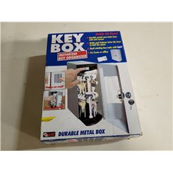 NEW MOTORIZED KEY BOX HOLDS 48 KEYS
