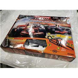 CARRERA GO GRAND PRIX SLOT CAR RACE SET IN BOX