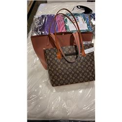 Two ladies' handbags