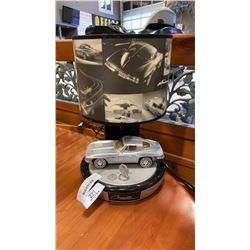 CORVETTE STINGRAY TABLE LAMP