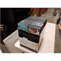 BOX OF 100 BOLLYWOOD DVDS