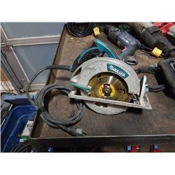 Makita 5007NK 7-1/4-Inch Circular Saw tested and working