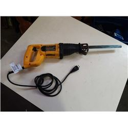 DEWALT DW303 RECIPROCATING SAW - TESTED AND WORKING
