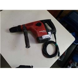 HILTI TE50 HAMMER DRILL - TESTED AND WORKING
