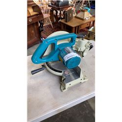 MAKITA 255MM COMPOUND MITER SAW - TESTED AND WORKING
