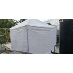 10FT X 10FT PROSHADE PROFESSIONAL CANOPY WITH ZIPPER WALLS AND CARRY BAG