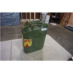 METAL 20L GREEN JERRY CAN
