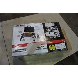 PORTABLE BACK YARD GRILL IN BOX