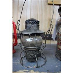 "Flagman's Lamp - ""The Hiram Piper Co. Ltd."""