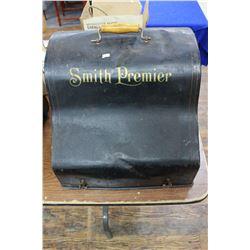 "Vintage Typewriter ""Smith Premier"" No. 2 - 1890's"