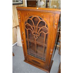 China Cabinet with Glass Front