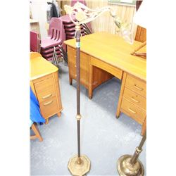 Reading Lamp - Floor Model with Cast Base