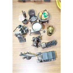 Collection of Pencil Sharpeners (11)