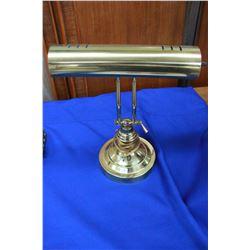 Brass Desk or Piano Lamp