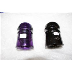 Glass Insulators (2)