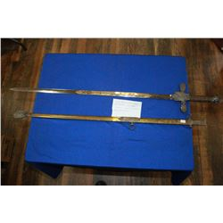 Knight's Sword - J.R. Pettis & Co., Troy, New York