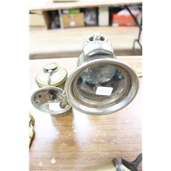 Carbide Miner's Lamps (2)