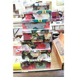 Collection of Nesting Boxes (7)