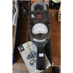 AC Volt/Amp Meter