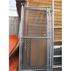 DOUBLE MESH GATE 96 INCH OPENING
