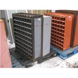 PAIR OF BOLT BINS