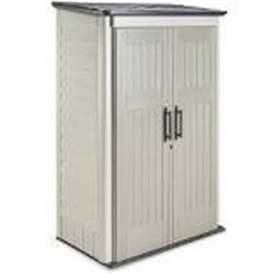 RUBBERMAID BIG MAX LARGE VERTICLE SHED