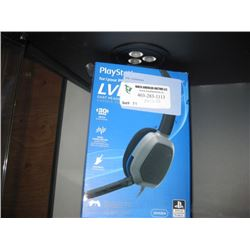 PLAYSTATION LVL 1 HEADSET