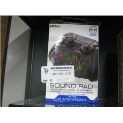 NYKO SOUNDPAD PS4 CONTROLLER ATTACHMENT