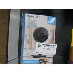 MERKURY HD DIGITAL WI-FI CAMERA