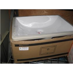 BELMONT DECOR SINK UNDERMOUNT