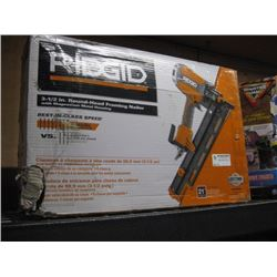 RIDGID ROUND HEAD FRAMING NAILER