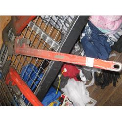 36 INCH PIPE WRENCH RIDGID