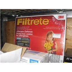 FILTERTE 20X20X1 FILTER