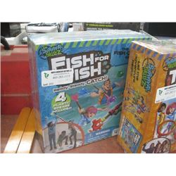 FISH FOR FISH BOARD GAME