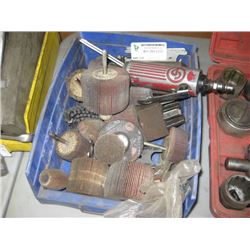CP AIR GRINDER AND PARTS