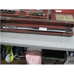 PROFESSIONAL TORQUE WRENCH