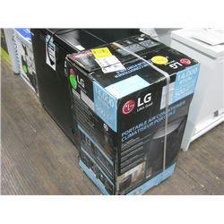 LG 14,000 BTU PORTABLE AIR CONDITIONER DENTED