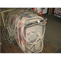 LINCOLN POWER MIG 350MP WELDER