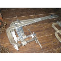 PAIR OF 26 INCH CLAMPS