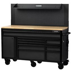 61 INCH MOBLIE WORK BENCH