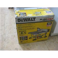 DEWALT 60V TABLE SAW KIT