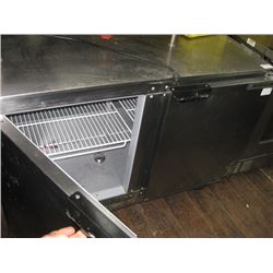 4FT BEVERAGE AIR UNDERCOUNTER COOLER