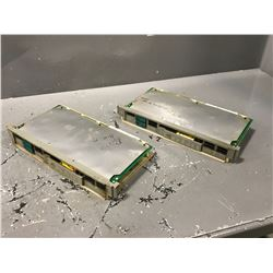 (2) MITSUBISHI QX084 POWER SUPPLY BOARD