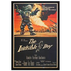 The Invisible Boy One Sheet Poster.