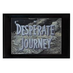 Desperate Journey Original Title Background Artwork.
