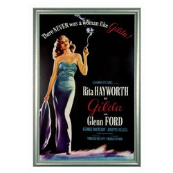 Gilda Studio-Issued Reproduction One Sheet Poster.