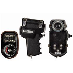Jaws Rexford Metz Underwater Camera Equipment.
